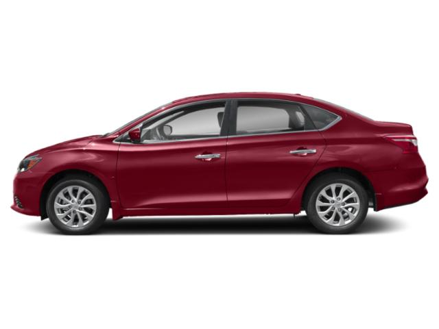 Red Alert 2019 Nissan Sentra Pictures Sentra SL CVT photos side view