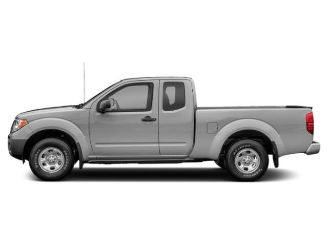 Brilliant Silver Metallic 2019 Nissan Frontier Pictures Frontier King Cab 4x2 S Manual photos side view