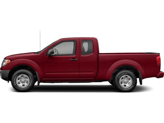 Cayenne Red Metallic 2019 Nissan Frontier Pictures Frontier King Cab 4x2 S Manual photos side view