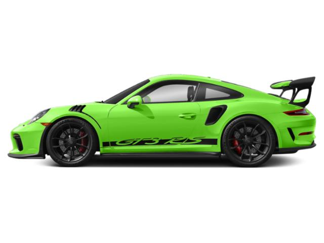 Lizard Green 2019 Porsche 911 Pictures 911 GT3 RS Coupe photos side view