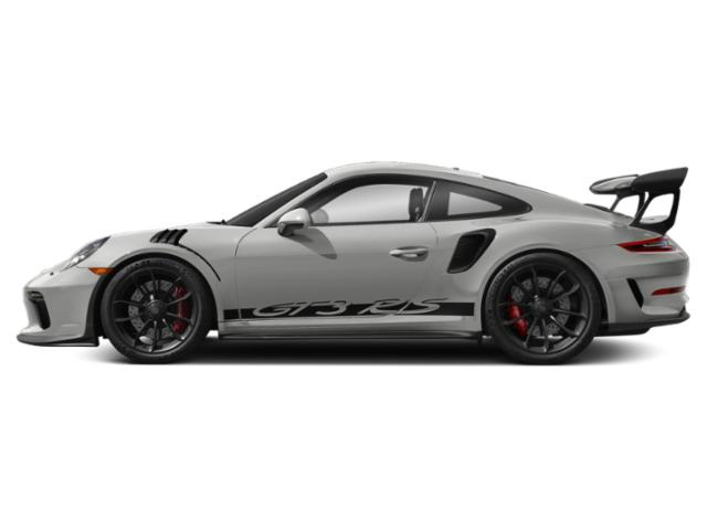 Chalk 2019 Porsche 911 Pictures 911 GT3 RS Coupe photos side view