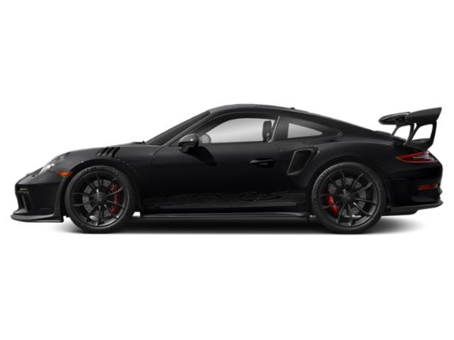 Black 2019 Porsche 911 Pictures 911 GT3 RS Coupe photos side view