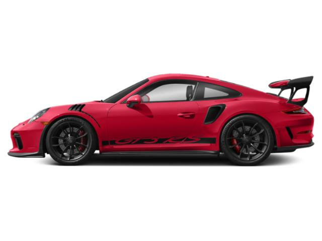 Guards Red 2019 Porsche 911 Pictures 911 GT3 RS Coupe photos side view