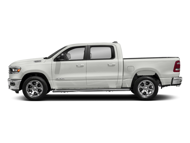Ivory 3-Coat 2019 Ram Truck 1500 Pictures 1500 Laramie 4x2 Crew Cab 6'4 Box photos side view