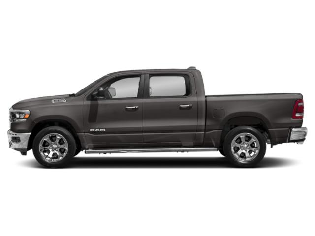 Granite Crystal Metallic Clearcoat 2019 Ram Truck 1500 Pictures 1500 Tradesman 4x4 Crew Cab 6'4 Box photos side view