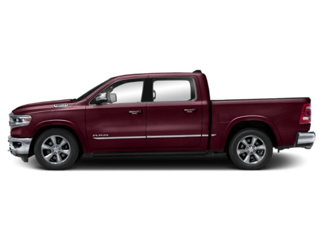 Delmonico Red Pearlcoat 2019 Ram Truck 1500 Pictures 1500 Limited 4x4 Crew Cab 6'4 Box photos side view