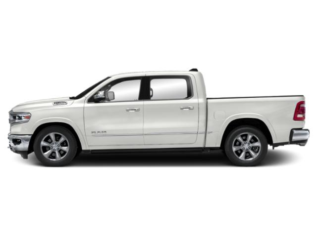 Ivory White Tri-Coat Pearlcoat 2019 Ram Truck 1500 Pictures 1500 Limited 4x4 Crew Cab 6'4 Box photos side view