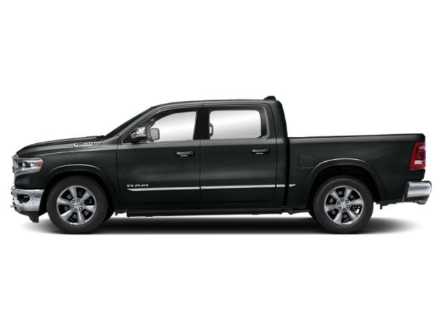 Maximum Steel Metallic Clearcoat 2019 Ram Truck 1500 Pictures 1500 Limited 4x4 Crew Cab 6'4 Box photos side view