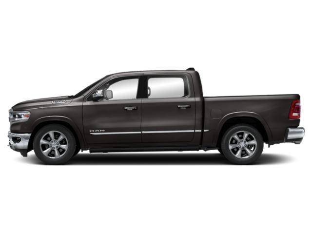 Granite Crystal Metallic Clearcoat 2019 Ram Truck 1500 Pictures 1500 Limited 4x4 Crew Cab 6'4 Box photos side view