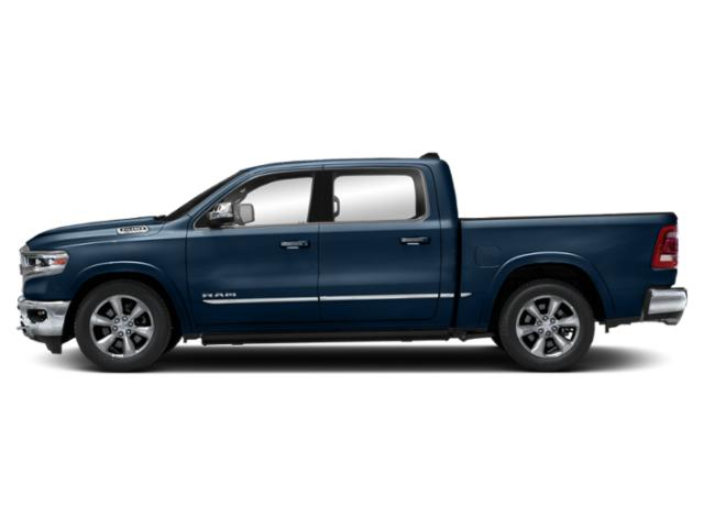 Patriot Blue Pearlcoat 2019 Ram Truck 1500 Pictures 1500 Limited 4x4 Crew Cab 6'4 Box photos side view