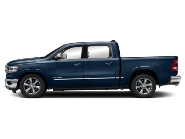 Patriot Blue Pearlcoat 2019 Ram Truck 1500 Pictures 1500 Limited 4x4 Crew Cab 5'7 Box photos side view