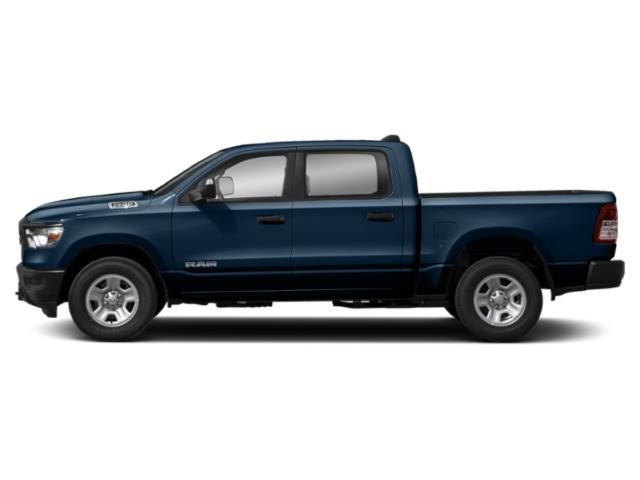 Patriot Blue Pearlcoat 2019 Ram Truck 1500 Pictures 1500 Longhorn 4x2 Crew Cab 5'7 Box photos side view
