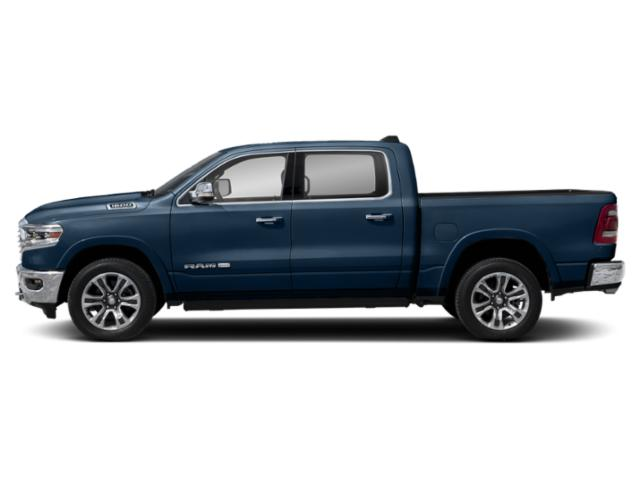 Patriot Blue Pearlcoat 2019 Ram Truck 1500 Pictures 1500 Longhorn 4x2 Crew Cab 6'4 Box photos side view