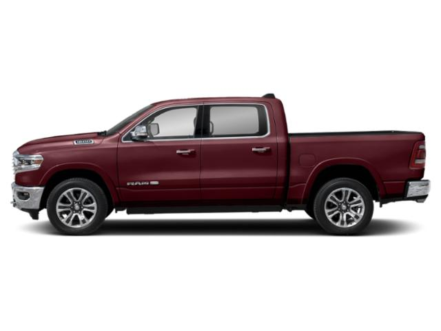 Delmonico Red Pearlcoat 2019 Ram Truck 1500 Pictures 1500 Longhorn 4x2 Crew Cab 5'7 Box photos side view