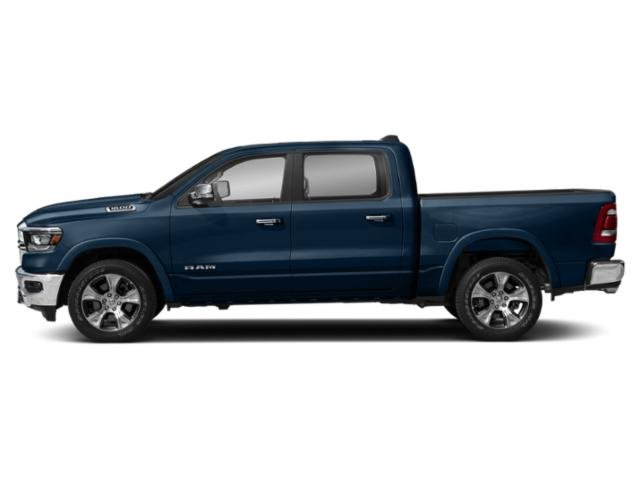 Patriot Blue Pearlcoat 2019 Ram Truck 1500 Pictures 1500 Laramie 4x4 Crew Cab 5'7 Box photos side view
