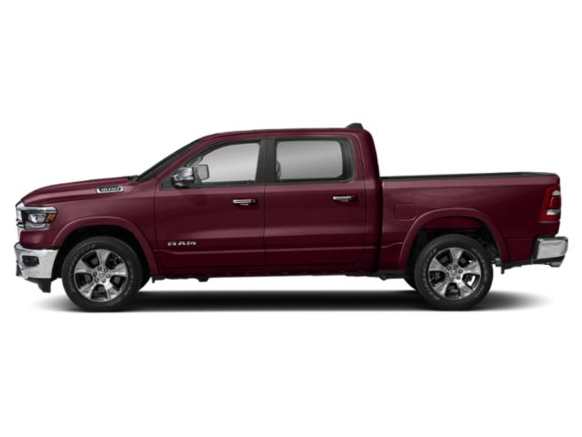 Delmonico Red Pearlcoat 2019 Ram Truck 1500 Pictures 1500 Laramie 4x4 Crew Cab 5'7 Box photos side view