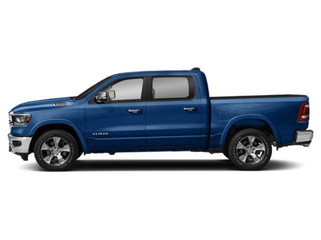 Blue Streak Pearlcoat 2019 Ram Truck 1500 Pictures 1500 Laramie 4x4 Quad Cab 6'4 Box photos side view