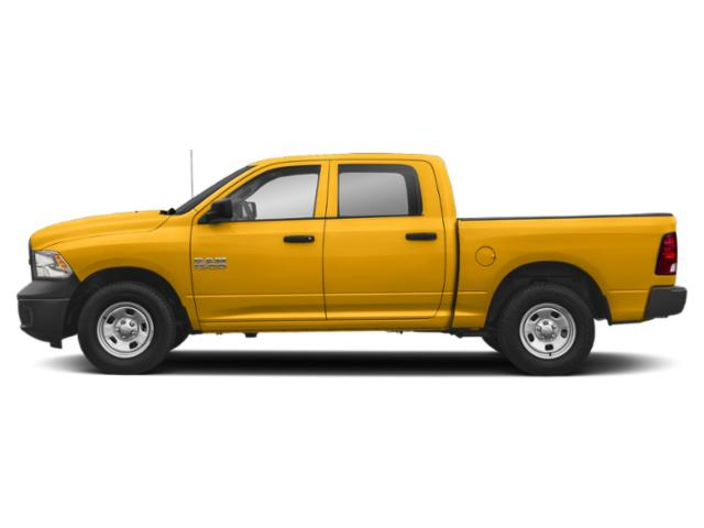 Construction Yellow 2019 Ram Truck 1500 Classic Pictures 1500 Classic Tradesman 4x4 Crew Cab 6'4 Box photos side view
