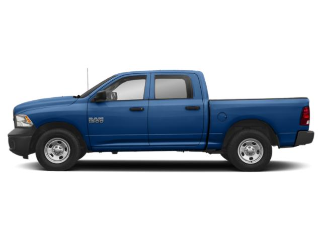 Blue Streak Pearlcoat 2019 Ram Truck 1500 Classic Pictures 1500 Classic Tradesman 4x4 Crew Cab 6'4 Box photos side view