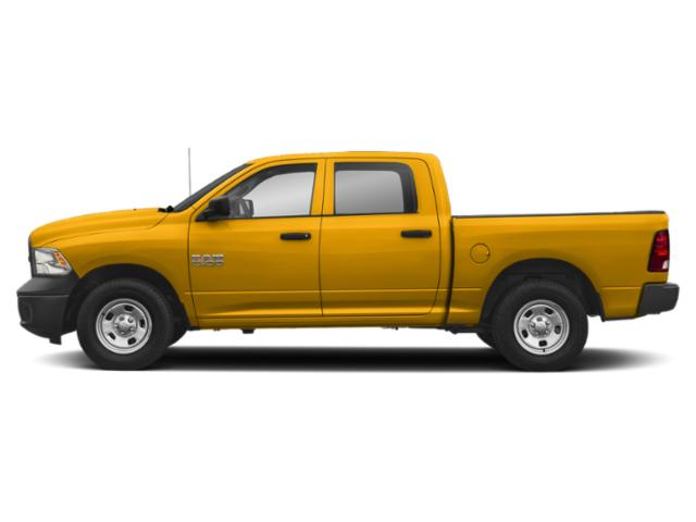 Detonator Yellow Clearcoat 2019 Ram Truck 1500 Classic Pictures 1500 Classic Express 4x4 Crew Cab 5'7 Box photos side view
