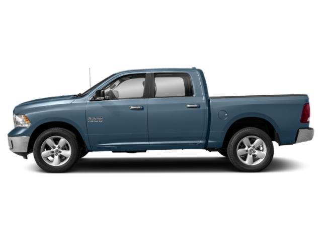 Robin Egg Blue 2019 Ram Truck 1500 Classic Pictures 1500 Classic SLT 4x2 Crew Cab 5'7 Box photos side view