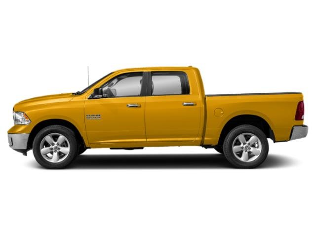 Construction Yellow 2019 Ram Truck 1500 Classic Pictures 1500 Classic Big Horn 4x2 Crew Cab 5'7 Box photos side view