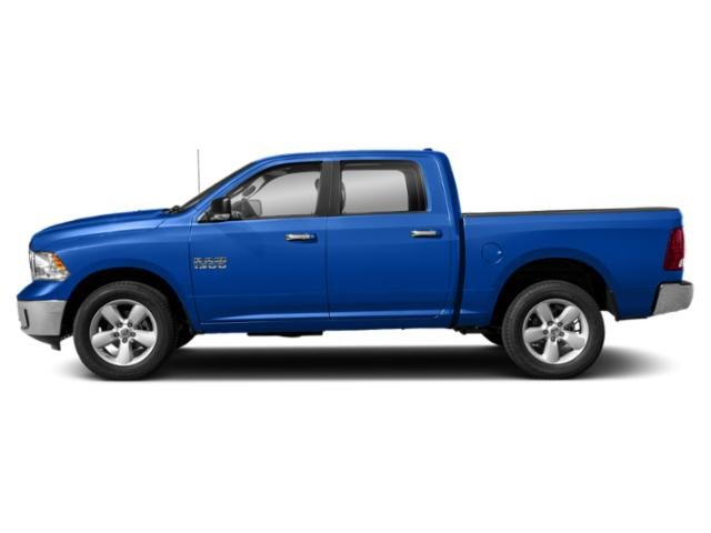 New Holland Blue 2019 Ram Truck 1500 Classic Pictures 1500 Classic SLT 4x2 Crew Cab 5'7 Box photos side view