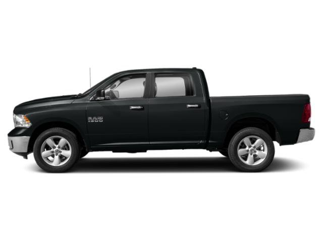 Maximum Steel Metallic Clearcoat 2019 Ram Truck 1500 Classic Pictures 1500 Classic Big Horn 4x2 Crew Cab 5'7 Box photos side view