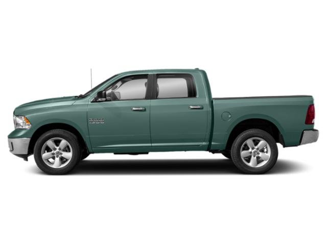 Light Green 2019 Ram Truck 1500 Classic Pictures 1500 Classic SLT 4x2 Crew Cab 5'7 Box photos side view
