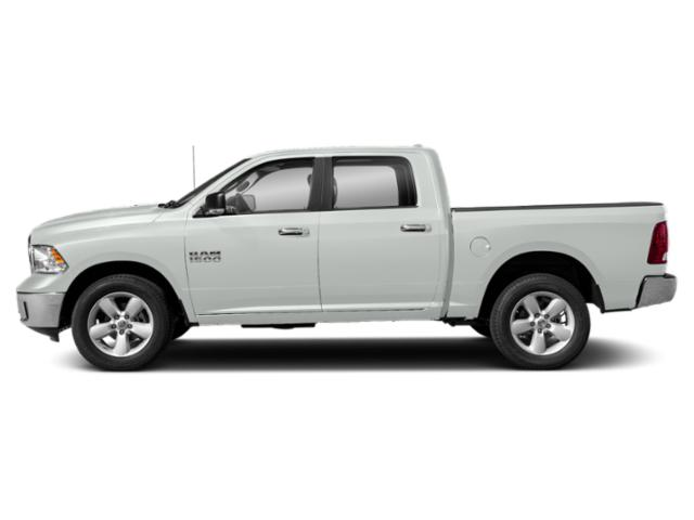 Bright White Clearcoat 2019 Ram Truck 1500 Classic Pictures 1500 Classic Big Horn 4x2 Crew Cab 5'7 Box photos side view