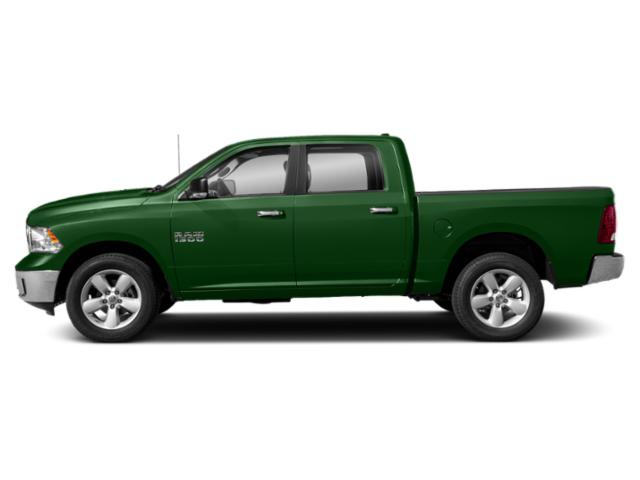 Tree Green 2019 Ram Truck 1500 Classic Pictures 1500 Classic Lone Star 4x2 Crew Cab 6'4 Box photos side view
