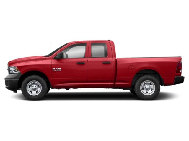 Bright Red 2019 Ram Truck 1500 Classic Pictures 1500 Classic Express 4x4 Quad Cab 6'4 Box photos side view