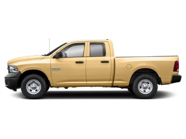 Light Cream 2019 Ram Truck 1500 Classic Pictures 1500 Classic Express 4x2 Quad Cab 6'4 Box photos side view