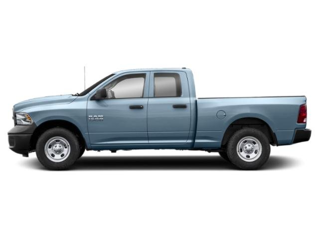 Robin Egg Blue 2019 Ram Truck 1500 Classic Pictures 1500 Classic Express 4x4 Quad Cab 6'4 Box photos side view
