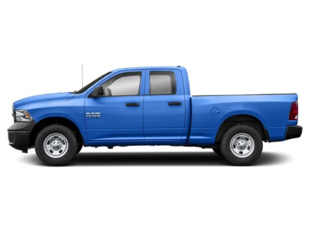 New Holland Blue 2019 Ram Truck 1500 Classic Pictures 1500 Classic Express 4x2 Quad Cab 6'4 Box photos side view