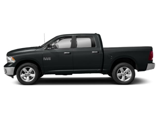 Maximum Steel Metallic Clearcoat 2019 Ram Truck 1500 Classic Pictures 1500 Classic SLT 4x2 Crew Cab 6'4 Box photos side view