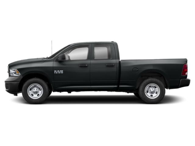 Maximum Steel Metallic Clearcoat 2019 Ram Truck 1500 Classic Pictures 1500 Classic Express 4x2 Quad Cab 6'4 Box photos side view