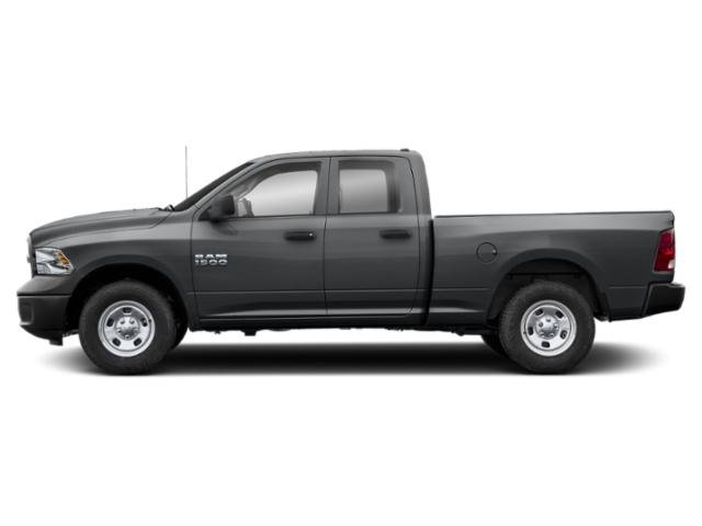Granite Crystal Metallic Clearcoat 2019 Ram Truck 1500 Classic Pictures 1500 Classic Express 4x2 Quad Cab 6'4 Box photos side view