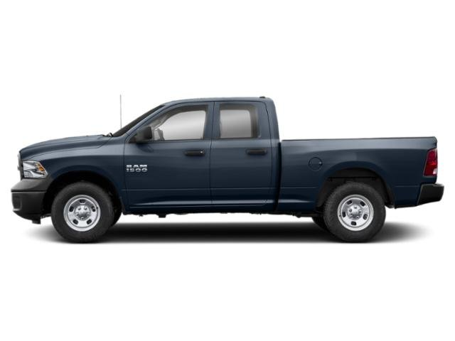 True Blue Pearlcoat 2019 Ram Truck 1500 Classic Pictures 1500 Classic Express 4x2 Quad Cab 6'4 Box photos side view