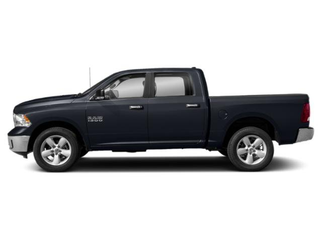 Midnight Blue Pearlcoat 2019 Ram Truck 1500 Classic Pictures 1500 Classic SLT 4x2 Crew Cab 6'4 Box photos side view
