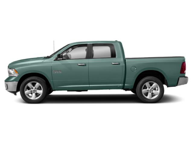 Light Green 2019 Ram Truck 1500 Classic Pictures 1500 Classic SLT 4x2 Crew Cab 6'4 Box photos side view