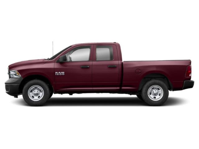 Delmonico Red Pearlcoat 2019 Ram Truck 1500 Classic Pictures 1500 Classic Express 4x2 Quad Cab 6'4 Box photos side view