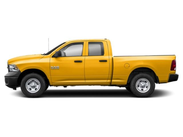 Detonator Yellow Clearcoat 2019 Ram Truck 1500 Classic Pictures 1500 Classic Express 4x4 Quad Cab 6'4 Box photos side view