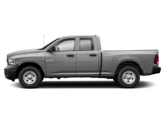 Billet Silver Metallic Clearcoat 2019 Ram Truck 1500 Classic Pictures 1500 Classic Express 4x4 Quad Cab 6'4 Box photos side view