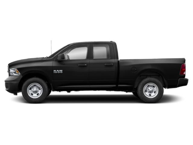 Diamond Black Crystal Pearlcoat 2019 Ram Truck 1500 Classic Pictures 1500 Classic Tradesman 4x4 Quad Cab 6'4 Box photos side view