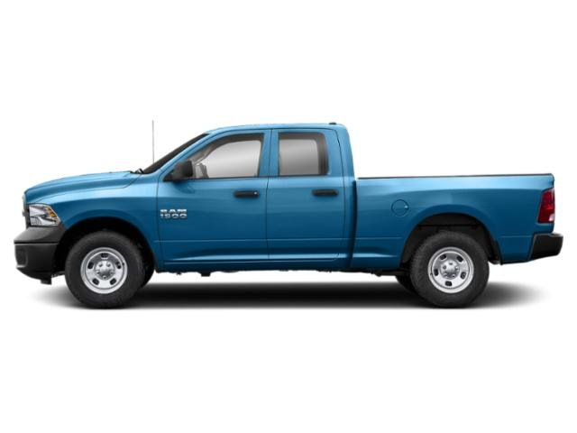 Hydro Blue Pearlcoat 2019 Ram Truck 1500 Classic Pictures 1500 Classic Express 4x2 Quad Cab 6'4 Box photos side view