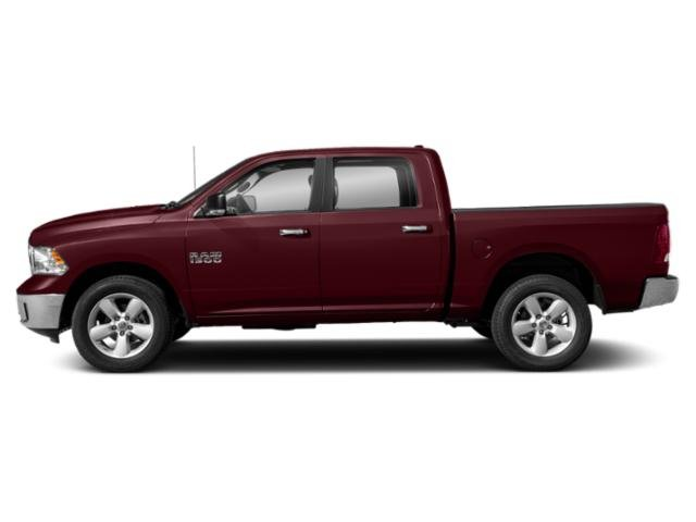 Delmonico Red Pearlcoat 2019 Ram Truck 1500 Classic Pictures 1500 Classic SLT 4x2 Crew Cab 6'4 Box photos side view