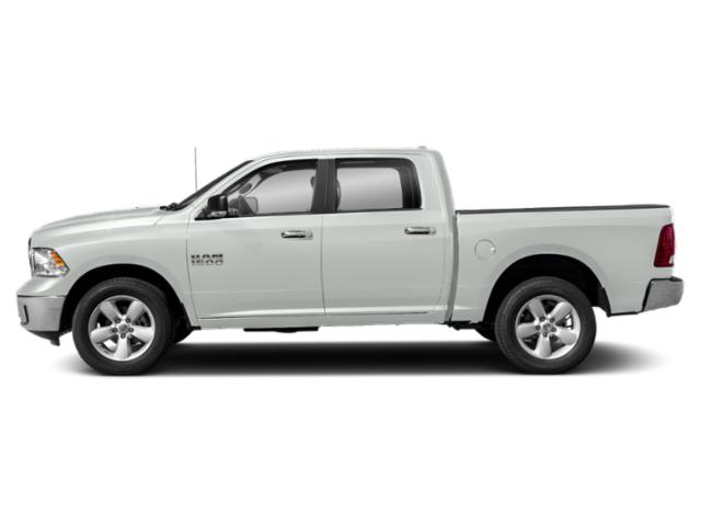 Bright White Clearcoat 2019 Ram Truck 1500 Classic Pictures 1500 Classic SSV 4x4 Crew Cab 5'7 Box photos side view