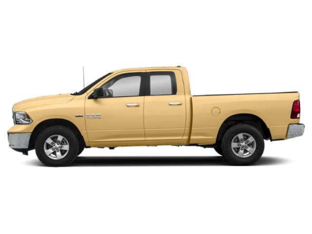 Light Cream 2019 Ram Truck 1500 Classic Pictures 1500 Classic Lone Star 4x2 Quad Cab 6'4 Box photos side view