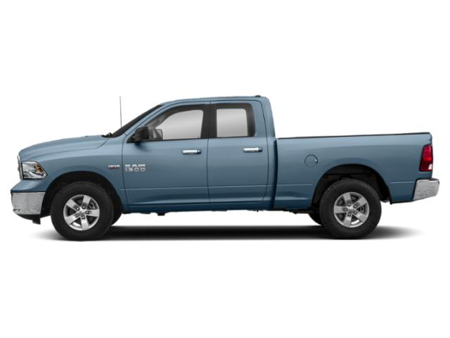 Robin Egg Blue 2019 Ram Truck 1500 Classic Pictures 1500 Classic SLT 4x4 Quad Cab 6'4 Box photos side view